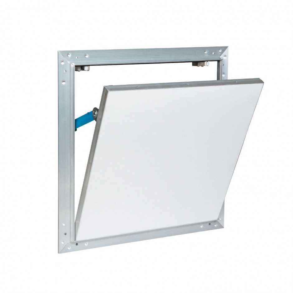 HQ WATERTIGHT ALUMINIUM PLASTERBOARD TRAP DOOR