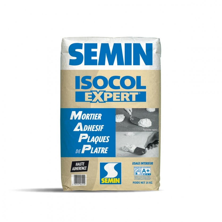 Isocol Expert Adhesive Mortars Plasterwork Products