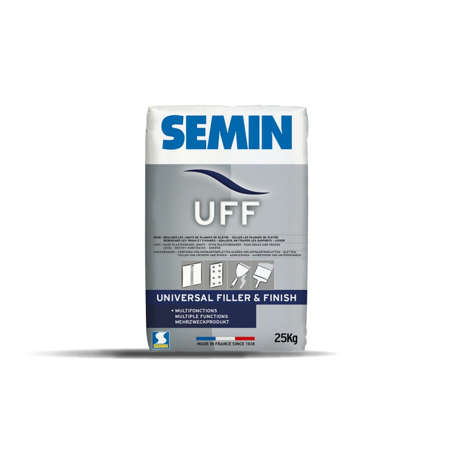 SEMIN UFF - Universal filler & finisher