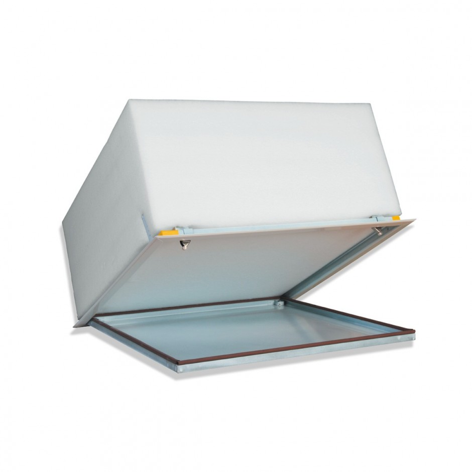 R8 Trap Door Insulating And Airtight